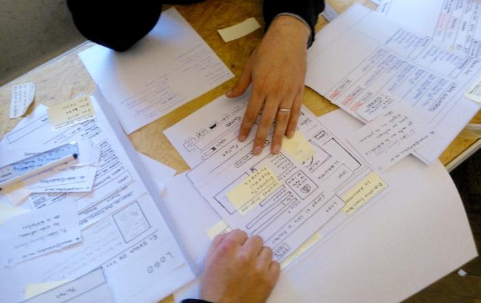 Curso de UX en Tucumán: taller de diseño de prototipos para pruebas de usabilidad